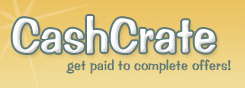 Cash Crate - Get paid to complete offers!