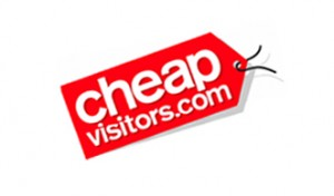 Cheap Visitors affiliate program pays a $5.00 sign up bonus.