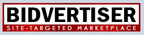Bidvertiser logo.