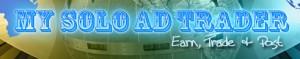 My Solo Ad Trader logo.
