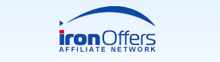 Iron Offers Affiliate Network logo.