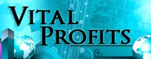 Vital Profits logo.