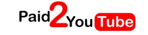 Paid2YouTube logo.