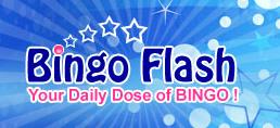 Bingo Flash logo.