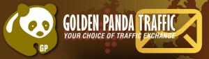 Golden Panda Traffic logo.