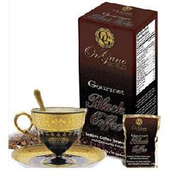 Gourment Organo Gold Black