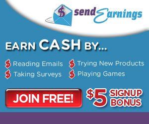 Sendearnings Ad